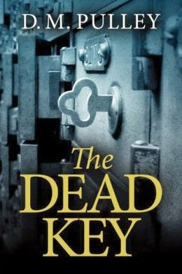 Book Review: 'The Dead Key' by D.M. Pulley