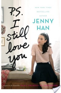 Book Review: 'P.S. I Still Love You' by Jenny Han