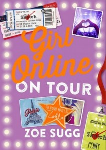 Book Review: 'Girl Online On Tour' by Zoe Sugg